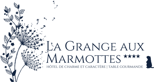 Boutique Carte Cadeaux | La Grange aux Marmottes Logo